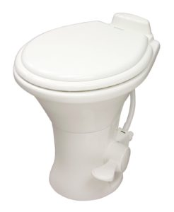 Domestic 310 toilet review