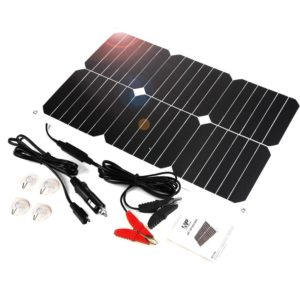 ALLPOWERS Solar Battery Maintainer