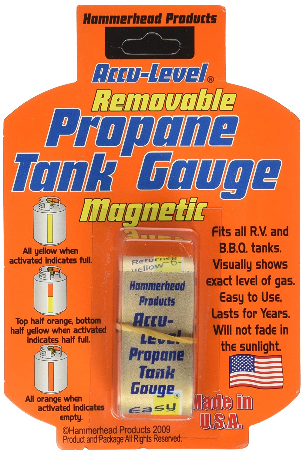 How to Empty a Propane Tank - RV essential